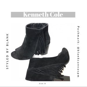 Kenneth Cole Frida's World Peeptoe Booties